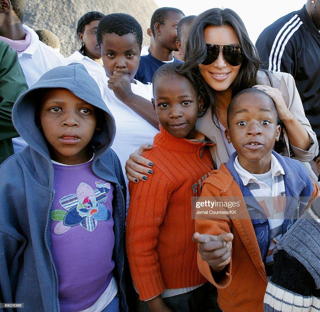 Kim Kardashian And Reggie Bush 2009