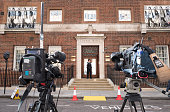 Preparations At The Lindo Wing Ahead Of The Birth Of...