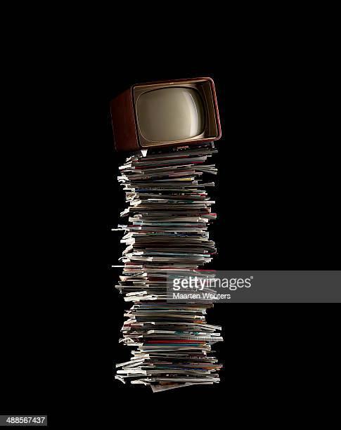 media stack