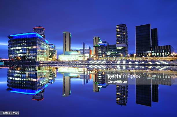 MediaCity UK, Salford Quays, Manchester