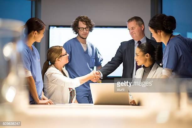 medical contrat