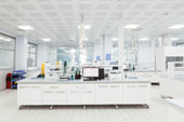 Laboratory, Hospital, Backgrounds, Defocused, Office