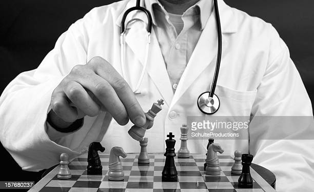 Medical Doctor Chess Game