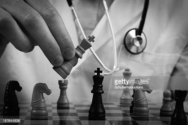 Médico de ajedrez