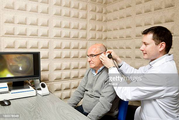 Medical ear exam