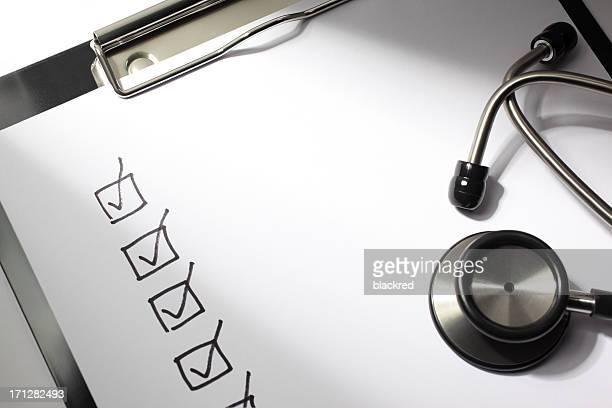 Ärztliche Untersuchung