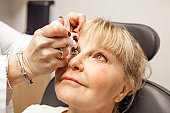 Medical: Eye Exam with drops