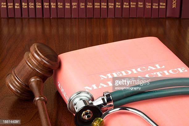 Medical malpractice book