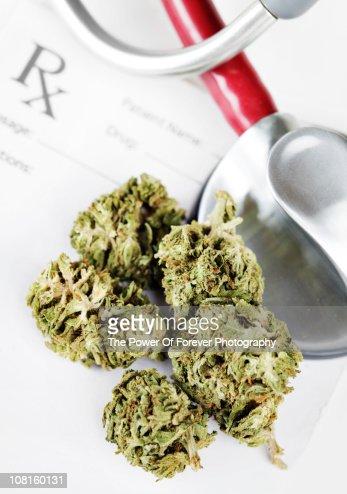 Medical Marijuana : Stock Photo