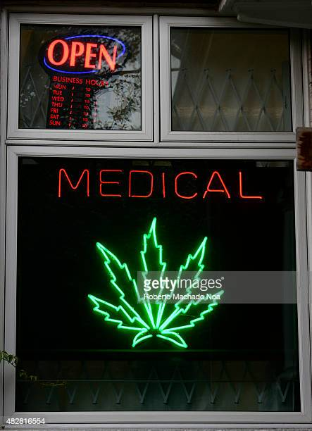 MARKET TORONTO ONTARIO CANADA Medical Marijuana the new Pedestrian Sundays celebration in Kesington Market Kensington Market is a distinctive...