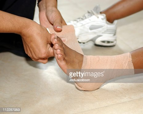 Medical: Pains and sprains