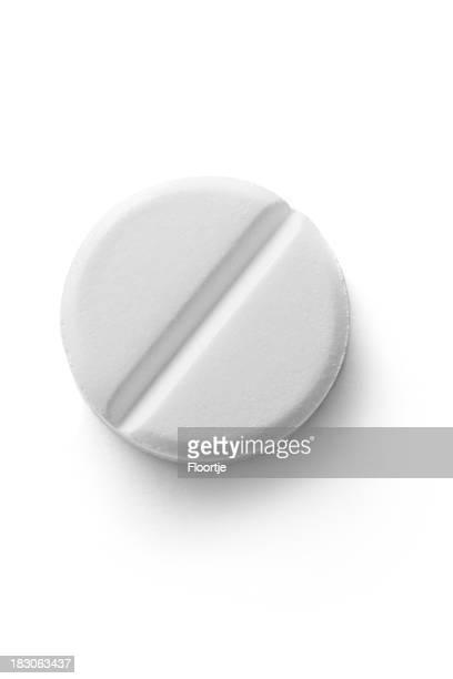 Medizinische: Tablette