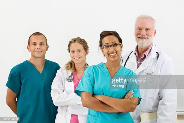 Médical professionnel-Médecins & infirmières