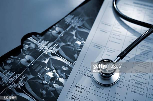 Registos médicos série