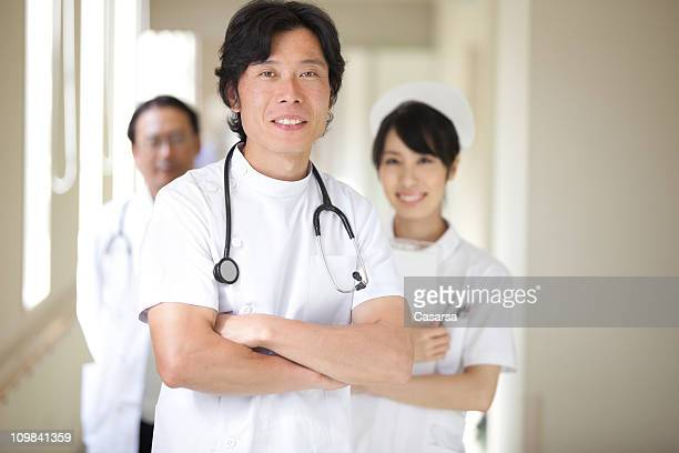 医療 Satff