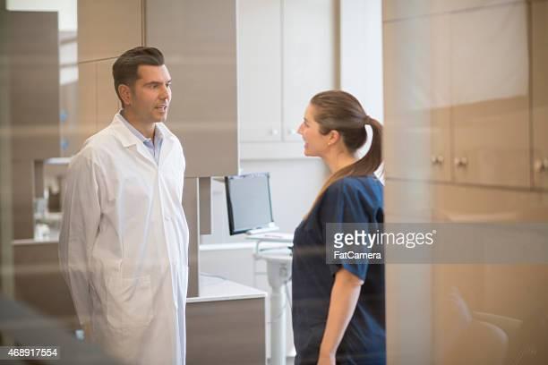 Cadre médical bureau