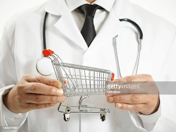 Medizinische Shopping