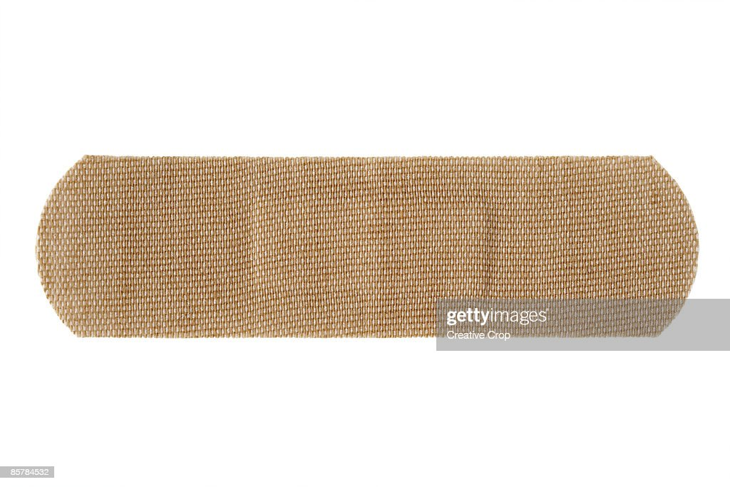 Medical sticking plaster / band aid