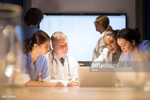 medical team meeting