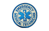 EMT Medical Technician Patch
