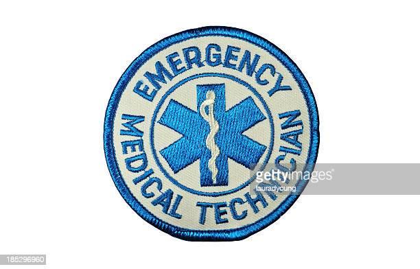 EMT Medical Technician Patch