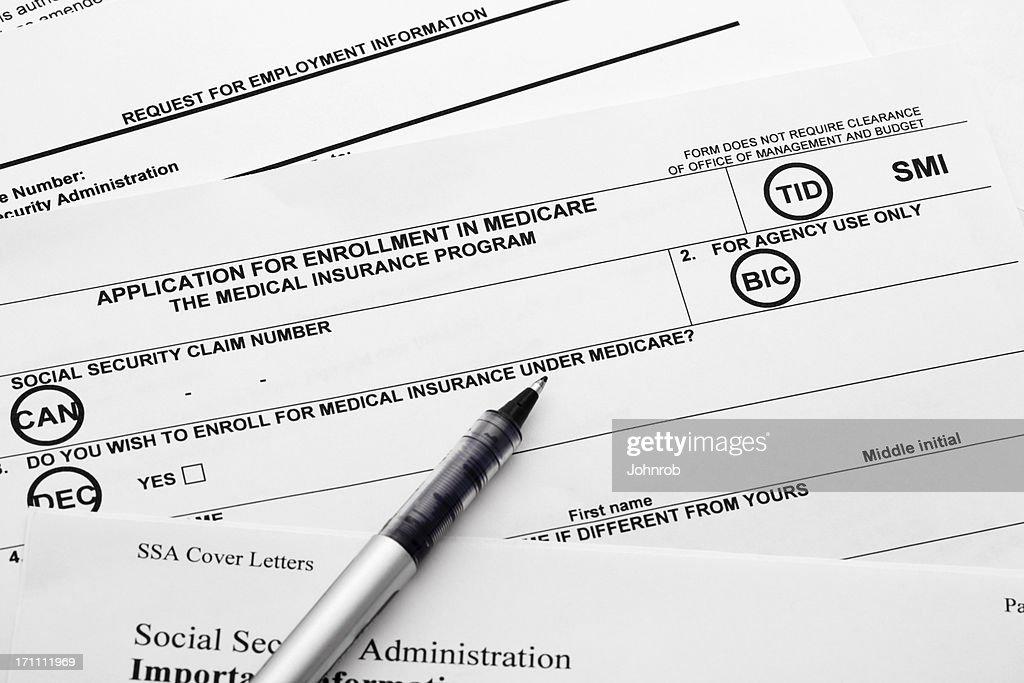 Medicare Application
