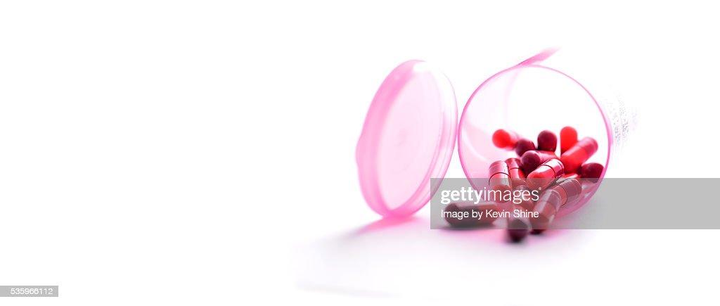Medication Pills : Stock Photo