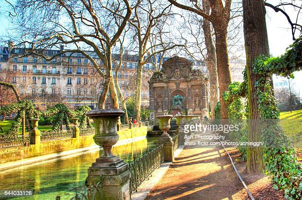 Medici Fountain - Luxembourg Gardens - Paris, France