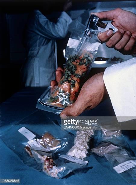 Medicine And Diet En France en novembre 1966 Alimentation et diététique mise sous vide d'aliments