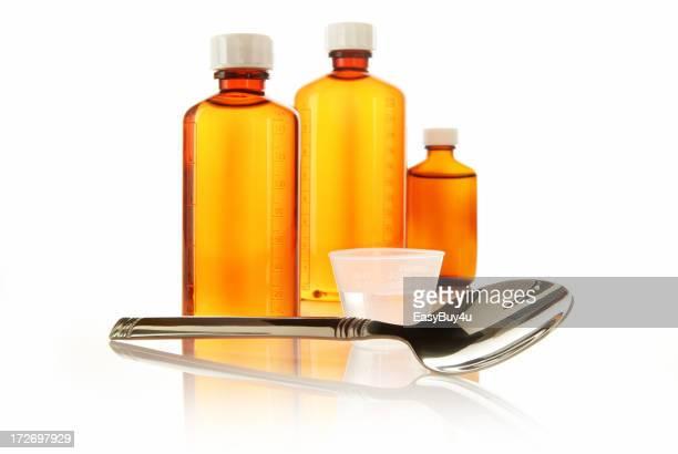 Medizin-Flaschen