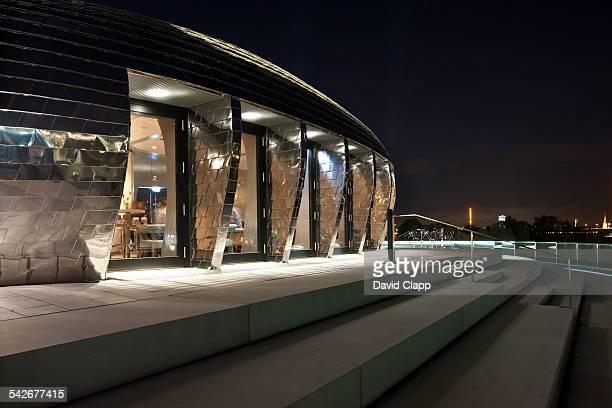 Medienhafen, Dusseldorf, Germany