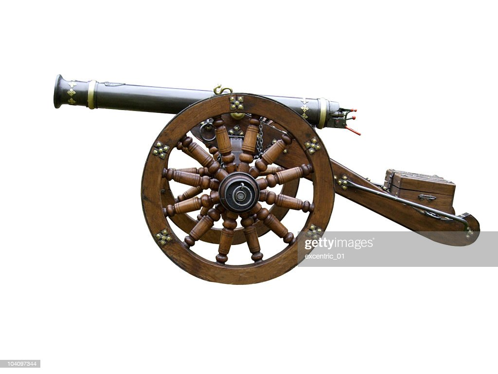 cannon weapon