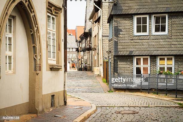 Medieval German Laneways