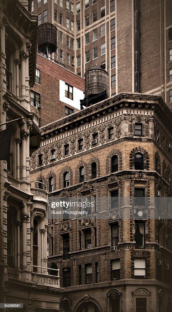Medieval Neogothic in Manhattan