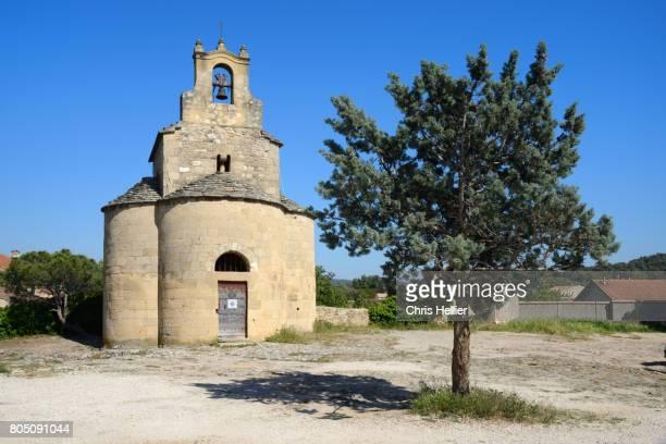 Medieval Saint Sépulcre Chapel Peyrolles-en-Provence Provence