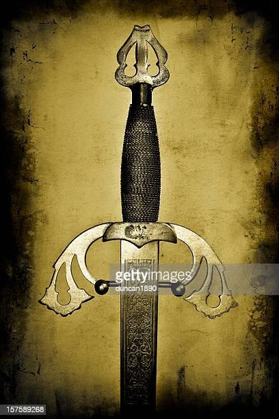 Medieval Steel Sword