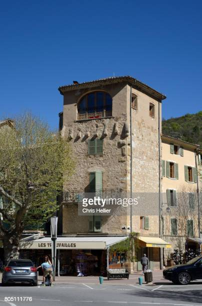 Medieval Tower House Castellane Provence