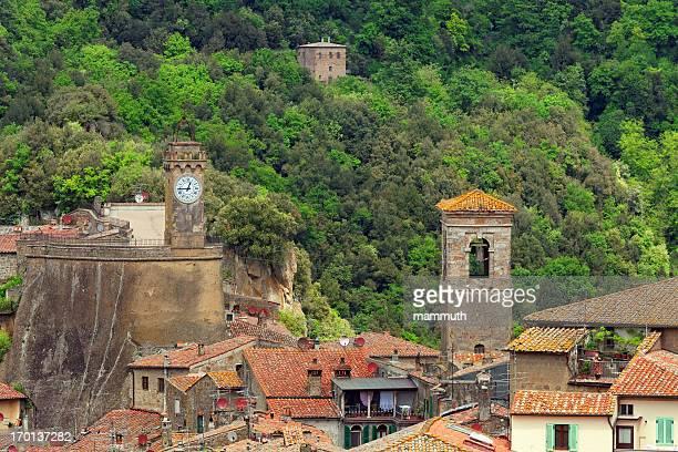 Città medievale in Italia