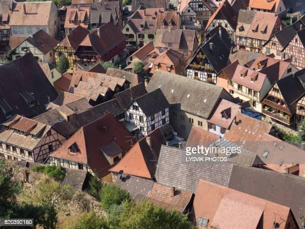 Medieval village Kaysersberg