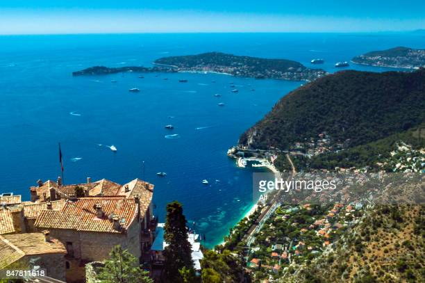 Medieval Village of Eze, French Riviera, France