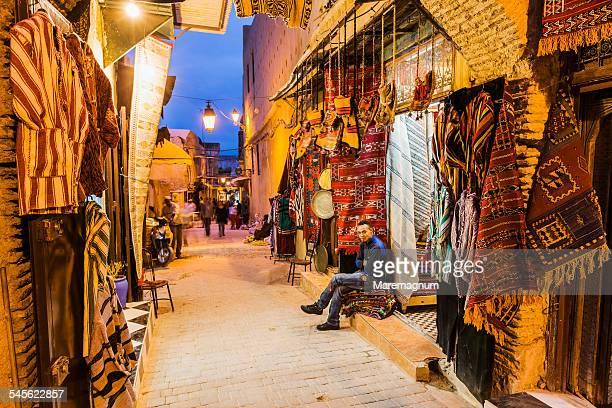 Medina, view of Talaa (Street) Kebira