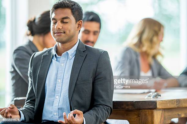 Meditieren am Arbeitsplatz