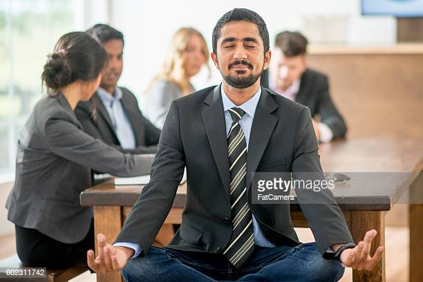 Meditating in the Boardroom