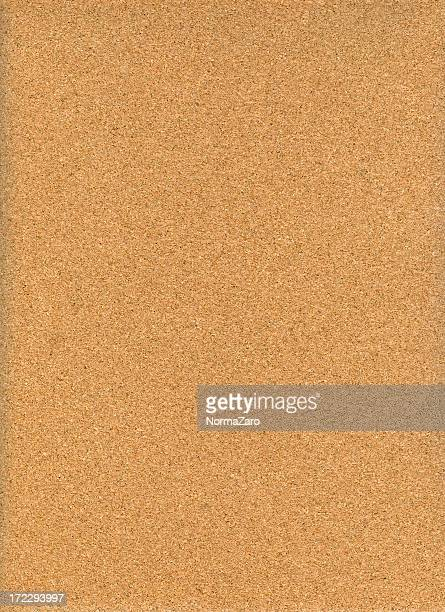 Medium brown cork vertical background