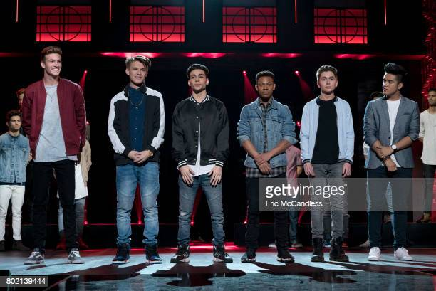 BOY BAND 'Meet the Boys' The ultimate search for the next great music group 'Boy Band' premieres on THURSDAY JUNE 22 on The ABC Television Network...