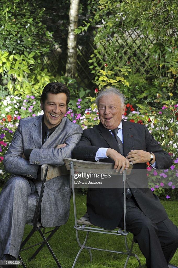 Laurent gerra getty images for Assis sur une chaise