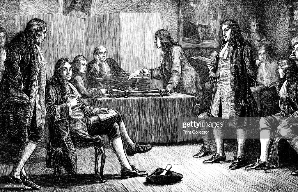 Sir Isaac Newton Getty Images