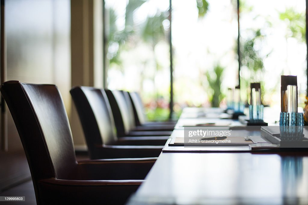 Meeting room : Stock Photo