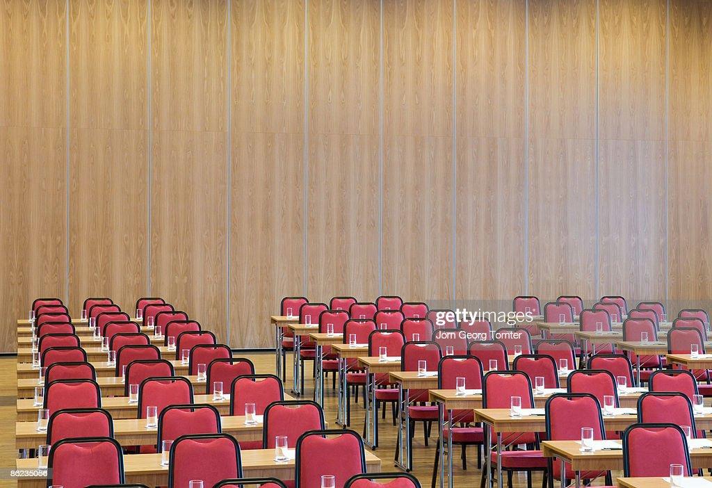 Meeting room : Stock Photo