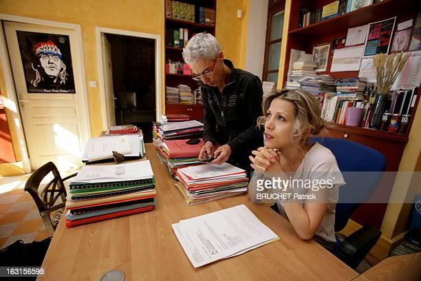 Meeting Tristane Banon Rencontre avec l'écrivaine Tristane BANON 32 ans qui publie un livre autobiographique 'Le bal des hypocrites' aux éd Au Diable...